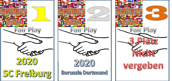 Fair Play 2020 Bundesliga