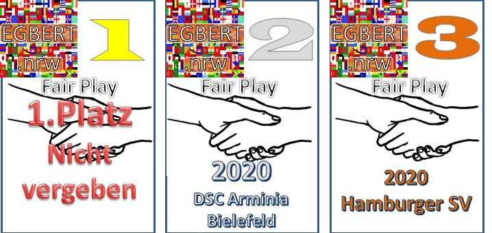 Gesamt Fair Play 2.Bundesliga